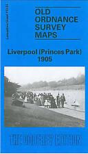 Liverpool (Princes Park) 1905: Lancashire Sheet 113.03 by Naomi Evetts (Sheet ma