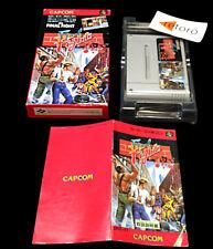 FINAL FIGHT Super Famicom Nintendo SNES SFC Jap Good Condition Capcom Complete