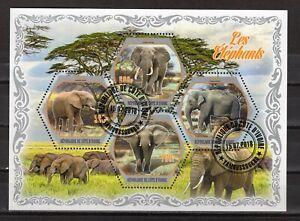 IVORY COAST - ELEPHANT  2018   M2791B