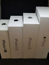 Boîtes vides iPhone 7+ 7, 6+, 6S, 6, SE, 5S, 5C, 5, 4S, 4, 3GS, iPad, Samsung...