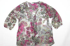 Street One Tunika Bluse mit Paisley Muster Gr. 40