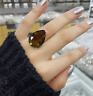 925 Sterling Silver AAA Quality Jewelry Alexandrite (Color Changing) Ring