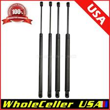 4X Window Glass Rear Hatch Lift Support Gas Struts For GMC Envoy 2005-2009