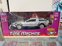 WELLY 1:24 BACK TO THE FUTURE DELOREAN
