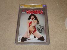 Vampirella V2 #1 Sharp Variant CGC SS 9.8 Signed & Sketch Airel De Felice 2014
