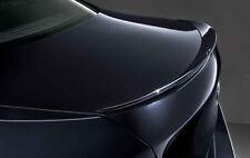 Genuine BMW M Aerodynamic Rear Trunk Spoiler Duck Tail Primed F10 5 Series