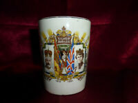 Vintage Silver Jubilee CUP King George V & Queen Mary 1910-35 Royal Memorabilia
