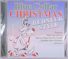 Blue Collar Christmas Redneck Style CD Santa DWI Schmidt House Canada Import