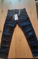 G Star 32 34 Morry 3D Relaxed Tapered Herren Jeans Neu W32/L34 gstar G-Star