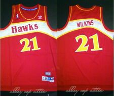 Dominique Wilkins Atlanta Hawks Adidas Hardwood Classics Soul Swingman Jersey XL