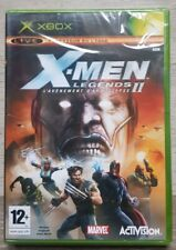 X-MEN LEGENDS II 2 L'AVÈNEMENT D'APOCALYPSE XBOX NEUF VERSION FRANÇAISE.