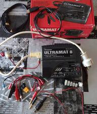 Chargeur GRAUPNER ULTRAMAT 8 +accessoires