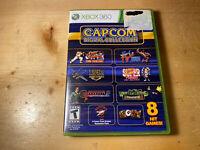 Capcom Digital Collection (Microsoft Xbox 360, 2012) Complete  , Ships Free