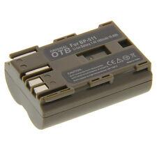 Batería para Canon como bp-508 bp-511 bp-512 bp-514