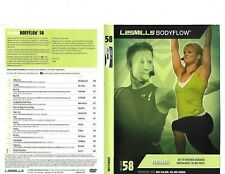 Les Mills Body Flow 58 Complete DVD, CD, Case and Notes