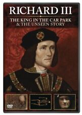 Richard III The King in the Carpark + The Unseen Story Region 4 New DVD