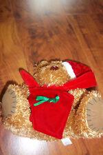 Plüschtiere Stofftier Weihnachtsteddy