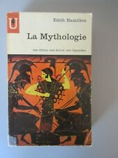La Mythologie Edith Hamilton (Marabout Université 1962)
