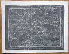 Goldbach: Rare Celestial Map Taurus - 1799