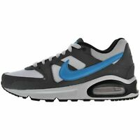 SCARPE SNEAKERS UOMO NIKE ORIGINALE AIR MAX COMMAND GS 407759 116 PELLE AI NEW