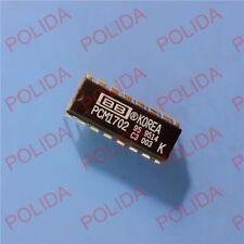 1PCS Audio D/A Converter IC BB/TI DIP-16 PCM1702P-K PCM1702 K PCM1702K PCM1702PK