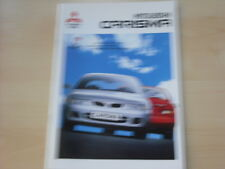 53954) Mitsubishi Carisma Prospekt 05/1998