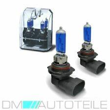 2x HB4 Birne Leuchtmittel Glühbirne 51W P22d Xenon Blue Effect Blau 8500K TüV
