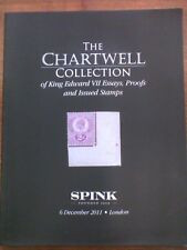 Spink Gb Stamps. The Chartwell collection of King Edward Vii Essays, Proofs