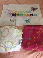Hannah Montana Forever twin sheet set...NWOT! So cute!