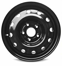 "New Jeep (11-17)  Patriot (13-17) Compass 16"" x 6.5"" Black Replacement Wheel Rim"