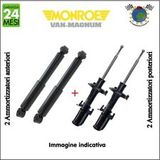 Kit ammortizzatori ant+post Monroe VAN-MAGNUM FORD TRANSIT #0j
