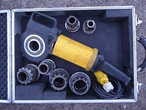 REMS Amigo 2 Electric Pipe Threader 110v