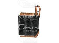 HVAC Heater Core Vista Pro 394165