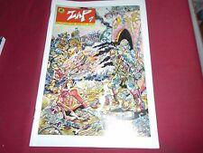 ZAP COMIX #9 R, Crumb etc Underground Comix 1978 VF