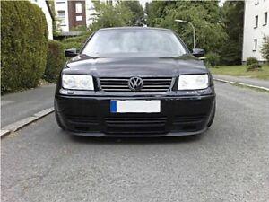 For Volkswagen VW Jetta MK4 4 Bora Front Bumper CUPRA R Line Euro Spoiler Lip