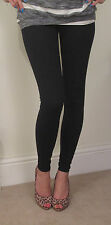 Ankle Full Length Leggings Pants New COTTON Stretch SIZE 8 10 12 14 16 18 S M L