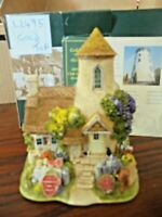 LILLIPUT LANE - L2495 GOLD TOP - EAST ANGLIA, ENGLAND. WITH BOX & DEEDS.
