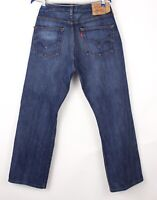 Levi's Strauss & Co Hommes 501 Jeans Jambe Droite Taille W33 L30 BCZ964