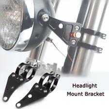 Headlight Bracket Headlight Mount Bracket Clamps Holder Fork 41mm for Motorcycle