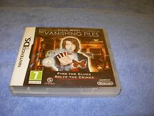 Cate West: The Vanishing Files (Nintendo DS, 2009)