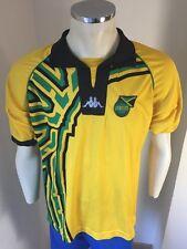 CAMISETA JAMAICA KAPPA SHIRT RARE VINTAGE 1998 MIGUEL #10 Talla XL