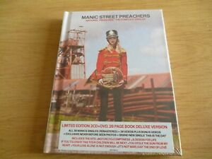 Manic street preachers National treasures - The complete single new and sealed