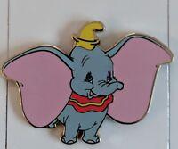 Disney Dumbo Sitting With Yellow Hat Pin