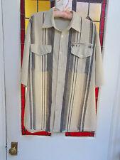 Men's Striped Sleeveless Casual Shirts & Tops