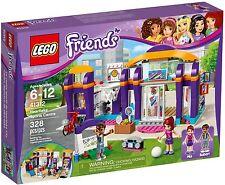 LEGO FRIENDS 41312 - HEARTLAKE SPORTS CENTRE - BRAND NEW - MELB SELLER