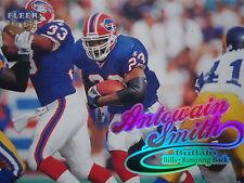 NFL 144 antowain smith Buffalo Bill Fleer ultra 1999