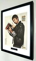 Noel Gallagher-Oasis-Framed Original NME-Plaque-Certificate-VERY RARE 60 Years