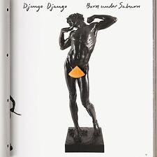 Django Django Born Under Saturn 2 LP ORANGE Speckled Vinyl + CD Album NEW