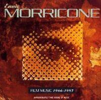 """ENNIO MORRICONE """"COMPILATION ...""""  SOUNDTRACK 2 CD NEU"""