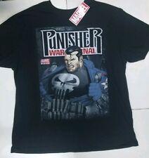 Marvel Punisher War Journal Men's T-Shirt Size XL